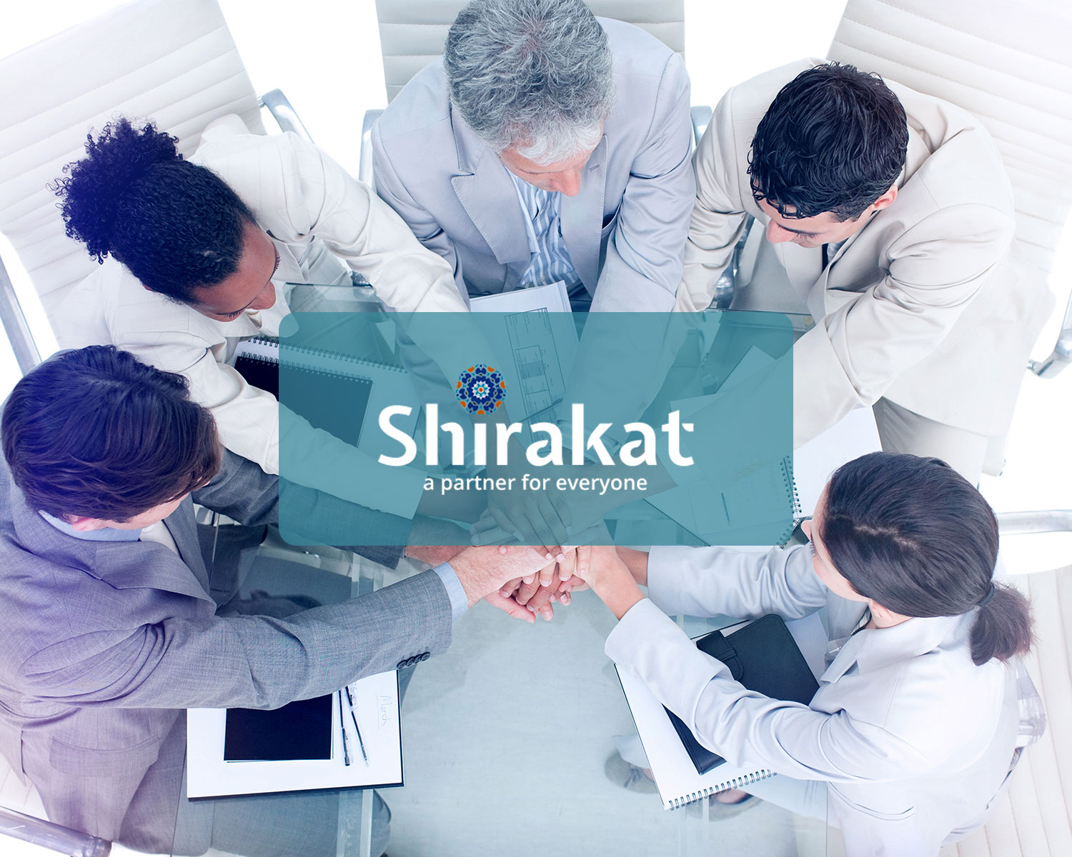 Shirakat Team Meeting