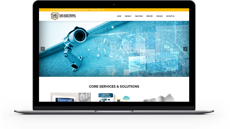 Security Management Services Screen