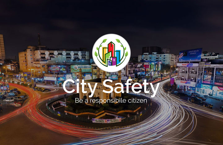 City Safety Logo